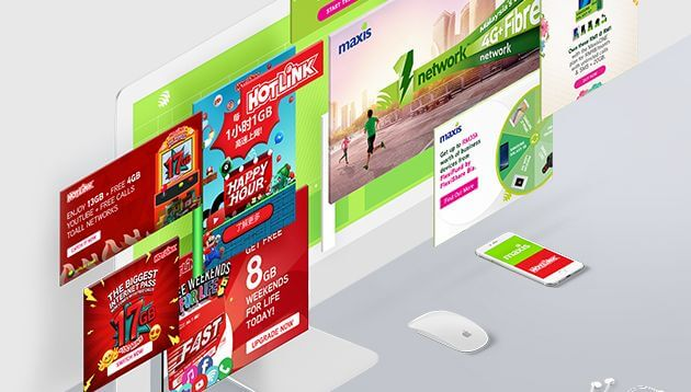 Case study: How Maxis achieved digital creativity at scale through