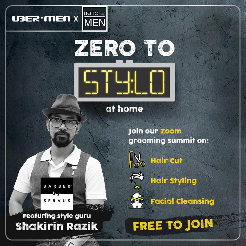 #ZeroToStyloAtHome