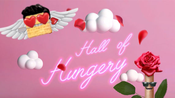 Hall of Hungery