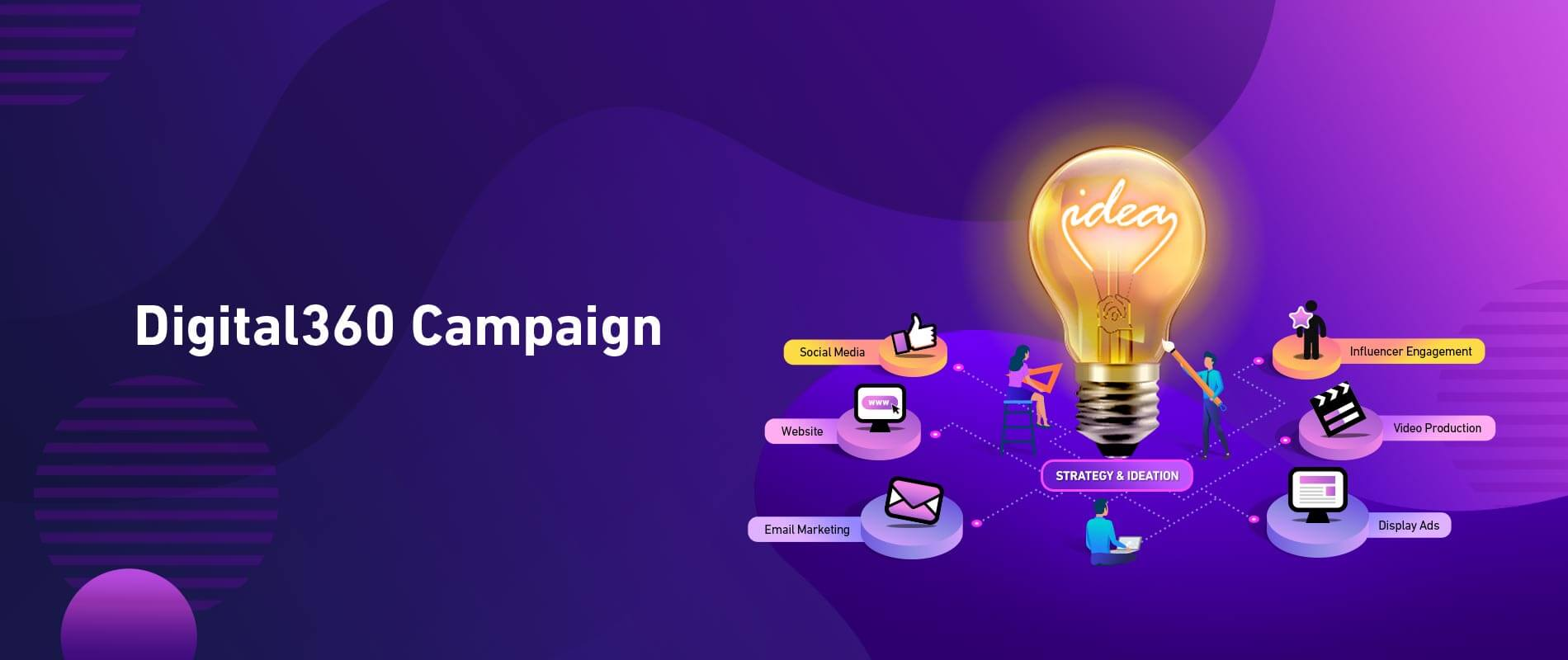 Digital360 Campaign