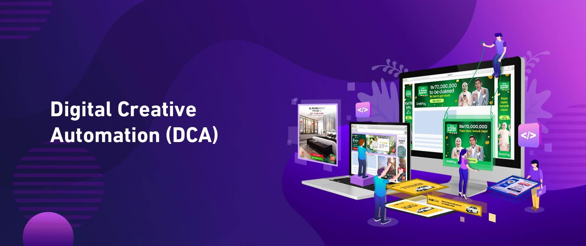 Digital Creative Automation (DCA)